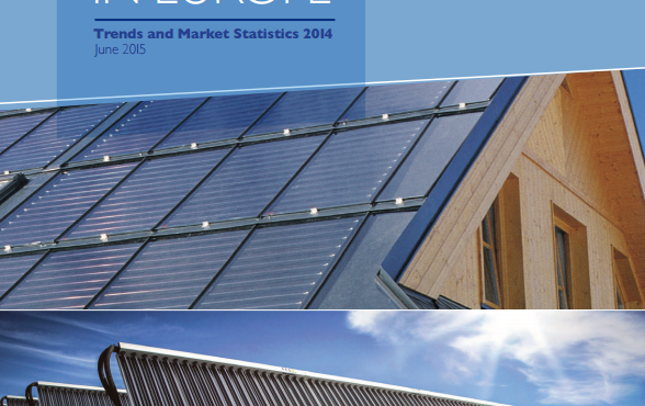Solar Thermal Markets in Europe – Trends and Market Statistics 2014 (published June 2015)