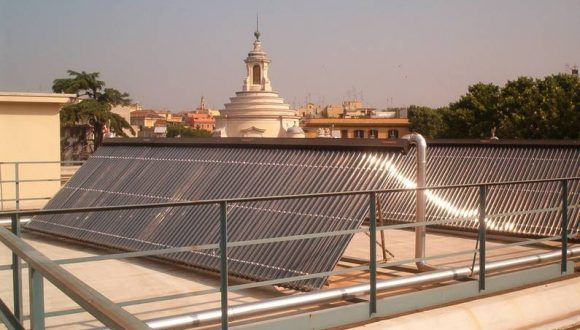 Solar Heat for Buildings (residential and commercial