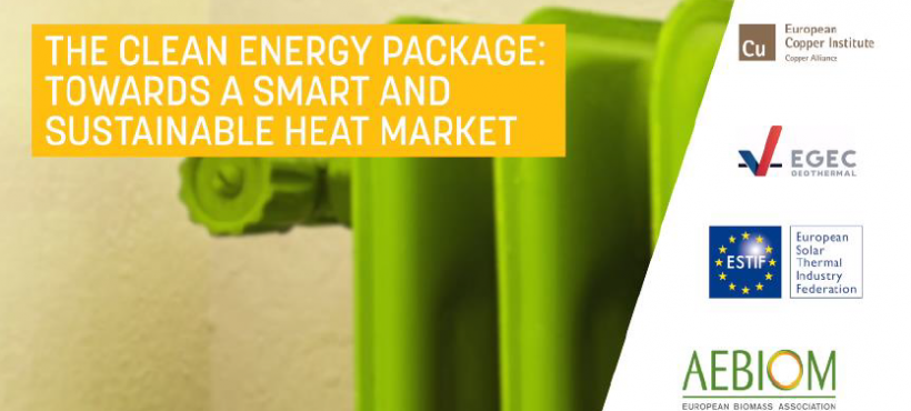 Video – The clean energy package: towards a smart and sustainable heat market