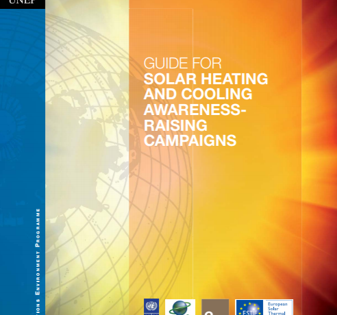 Guide for Solar Heating & Cooling Awareness Raising Campaigns