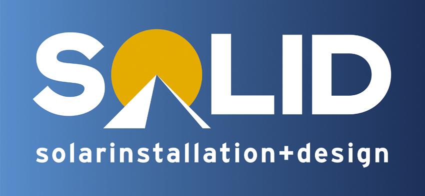 S.O.L.I.D. Solarinstallation + Design