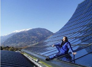 Solar District Heating – 300x217px