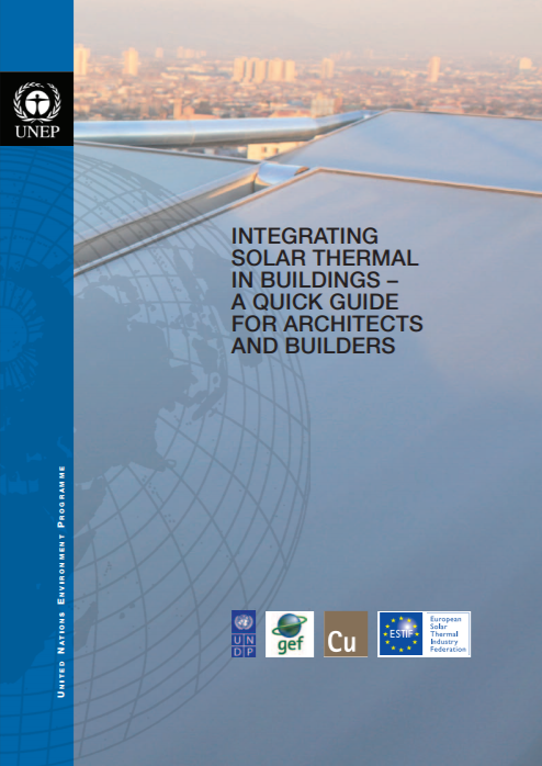 Integrating Solar Thermal in Buildings – A Quick Guide for Architects and Builders
