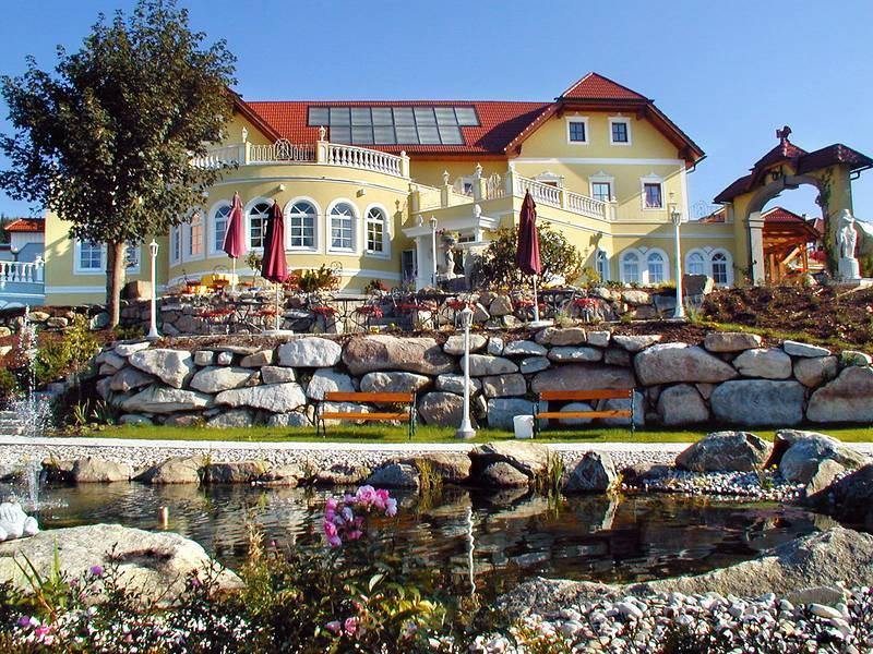 Hotel Bergergut in Austria