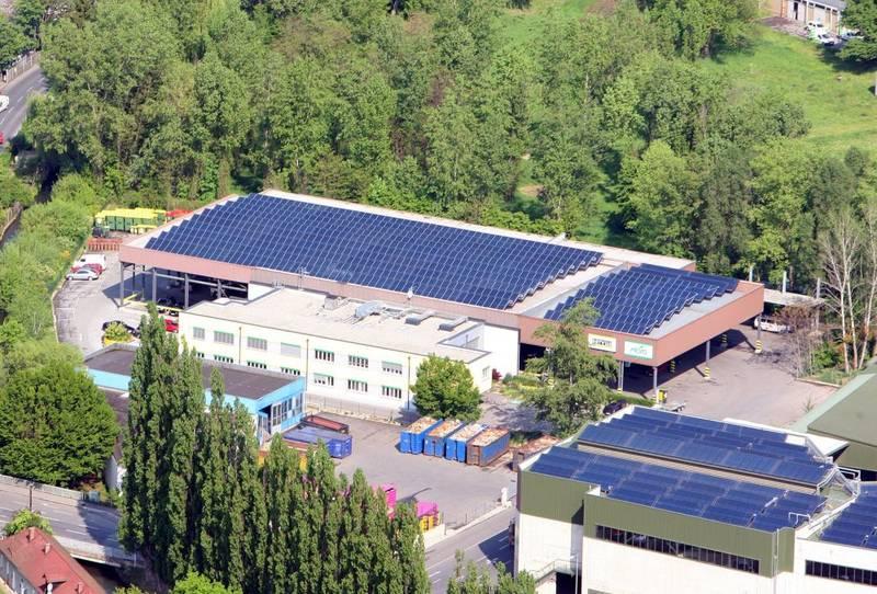 Waste treatment facility – Graz