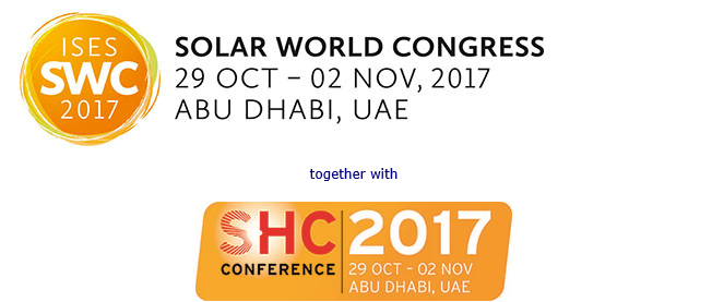 SWC/SHC event – Early Bird registration & Solar Heat Europe's Discount Code