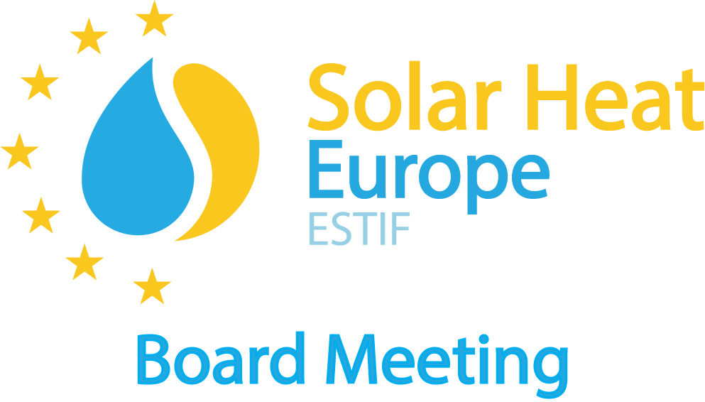 Solar Heat Europe – Board Meeting