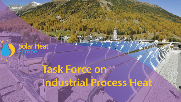 Solar Heat Europe: Task Force on Solar Heat for Industrial Process (SHIP)