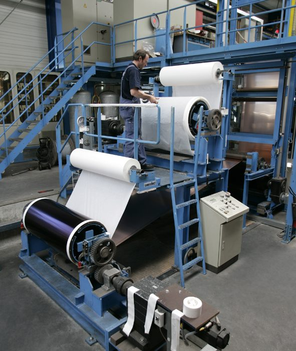 Alanod Solar Solar Heat Europe – Absorber coating (sputtering)