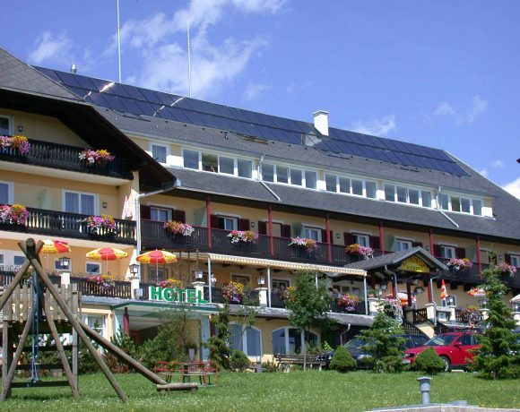 Austria Solar Solar Heat Europe – Hotel in Austria – Picture 3