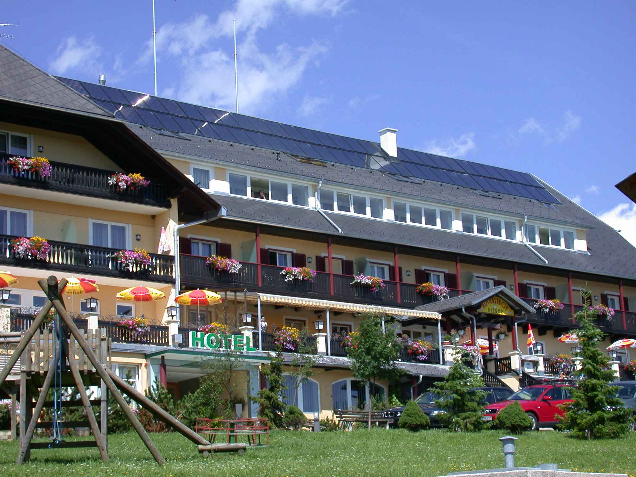 Austria Solar Solar Heat Europe – Hotel in Austria – V3