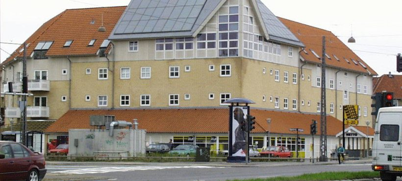 Batec Solar Heat Europe – Combisystem in larger residential building in Denmark