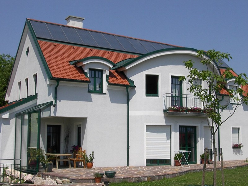 GASOKOL Solar Heat Europe – In-roof collector