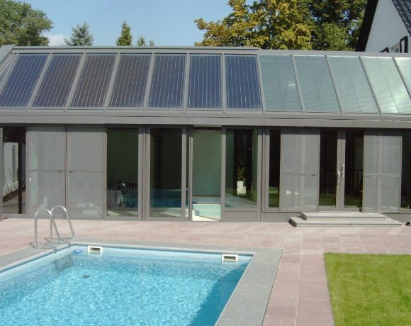 GASOKOL Solar Heat Europe – Roof-integrated flat plate collector for DHW and swimming pool heating in Belgium