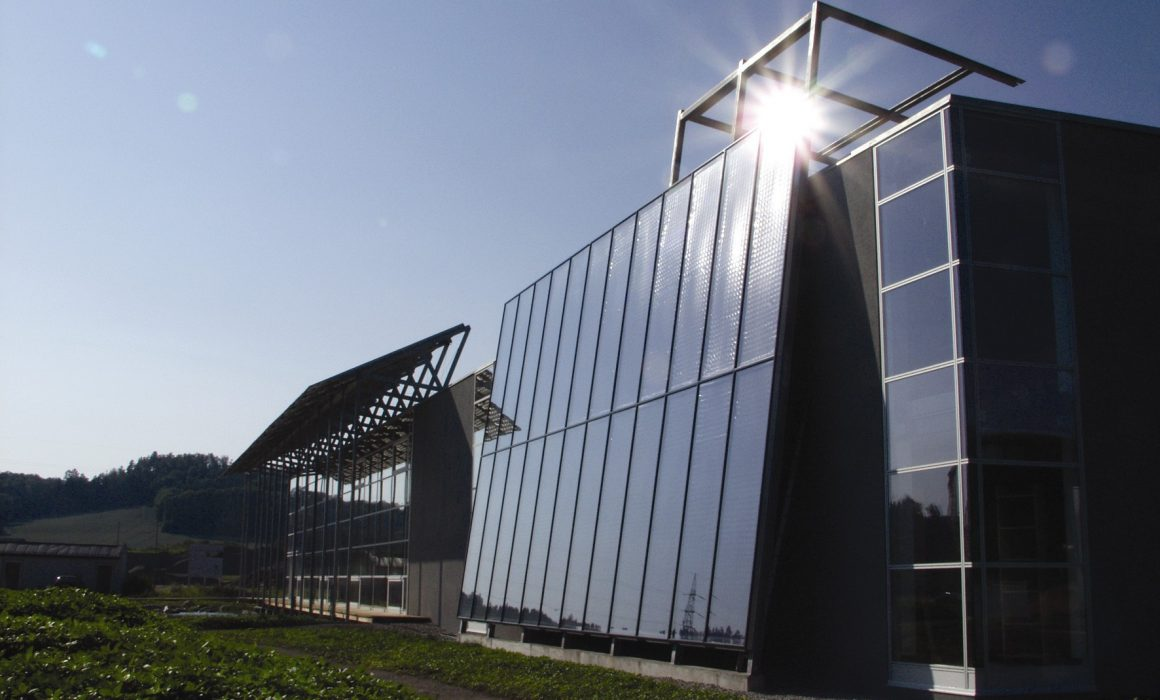 GREENoneTEC Solar Heat Europe – Facade integrated flat collectors – Picture 2