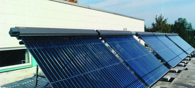 Kingspan Environmental Thermomax Solar Heat Europe – Combi systems