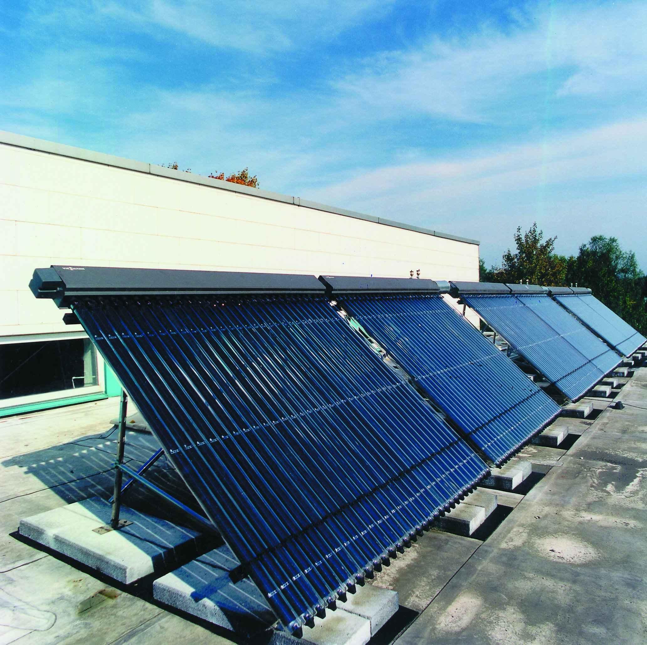 Kingspan Environmental Thermomax Solar Heat Europe – Combi systems