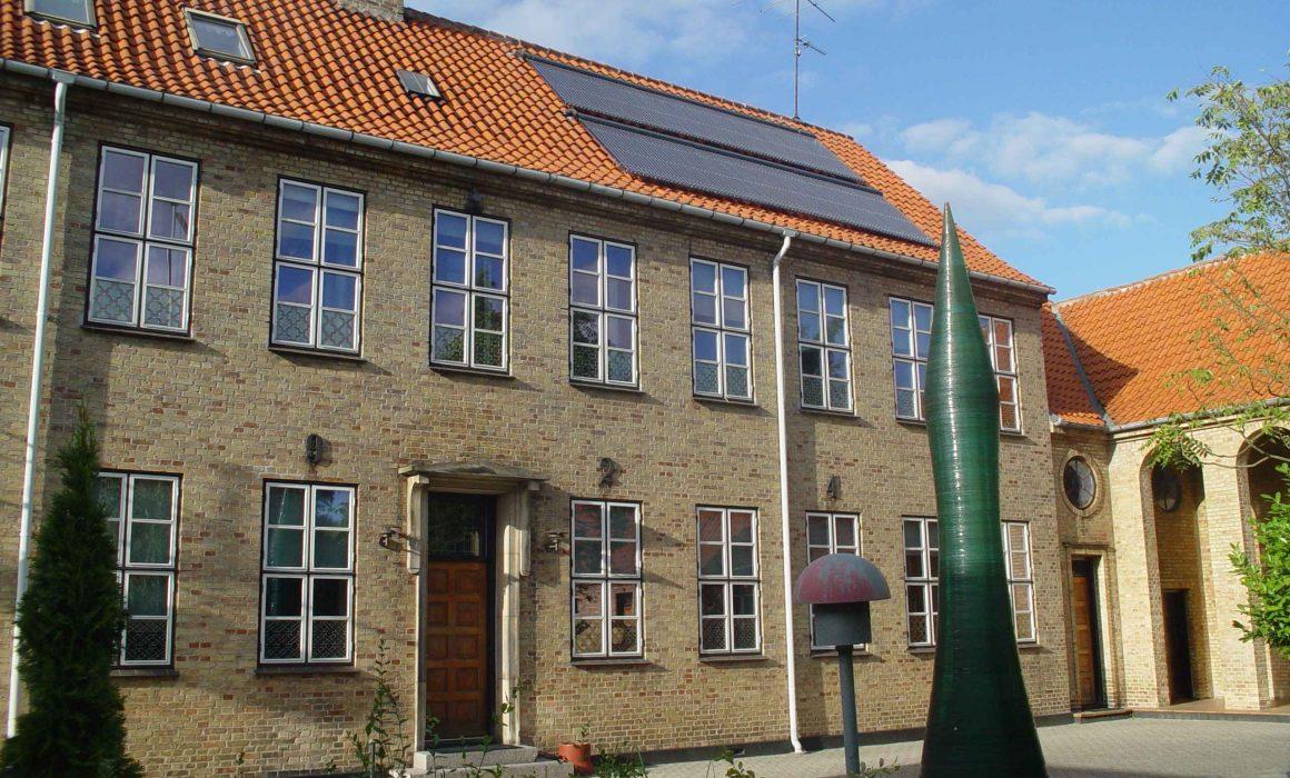 Kingspan Environmental Thermomax Solar Heat Europe – School in Ireland