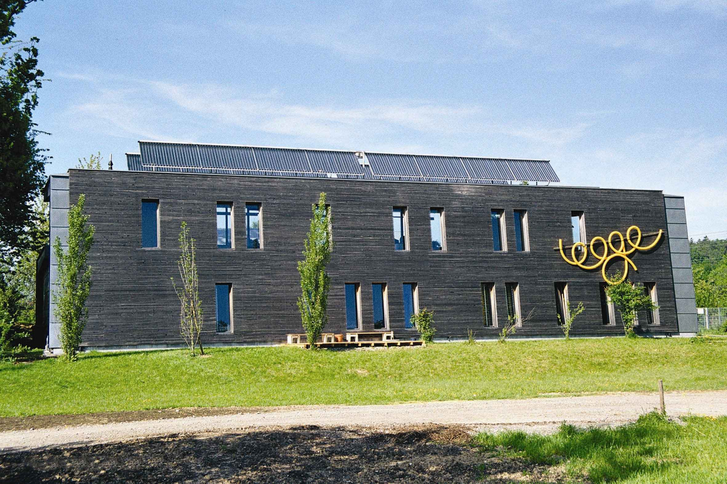 Ritter Solar Solar Heat Europe – Solar thermal district heating for passive houses