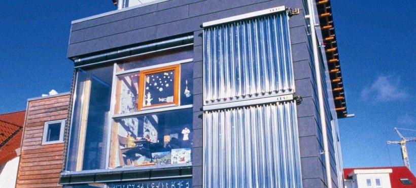Ritter Solar Solar Heat Europe – Vacuum tube collectors