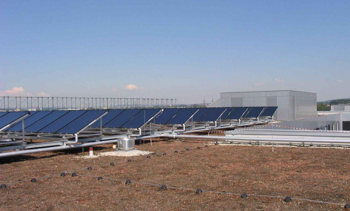 S.O.L.I.D Solar Heat Europe – Collector Field
