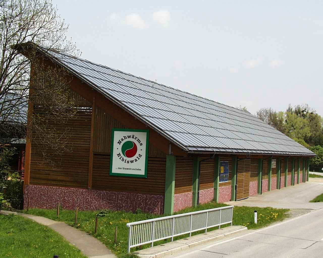 S.O.L.I.D Solar Heat Europe – Collector field for district heating, Eibiswald, Austria