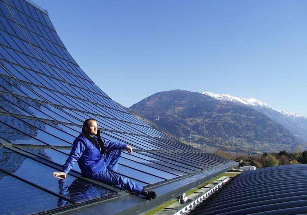 S.O.L.I.D Solar Heat Europe – District heating – Lienz, Austria