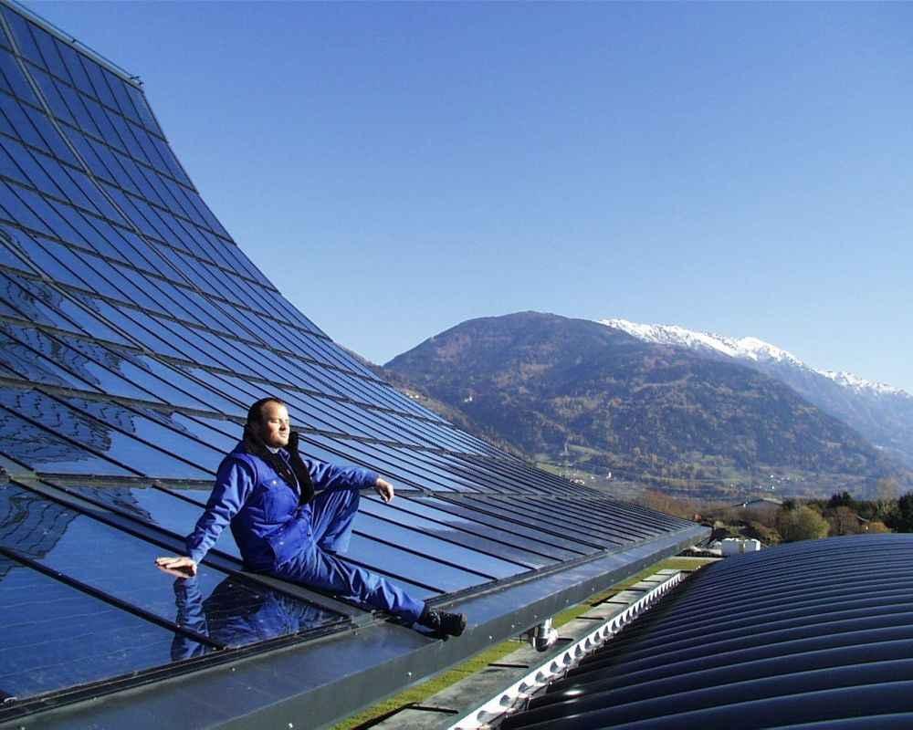 S.O.L.I.D Solar Heat Europe – District heating – Lienz