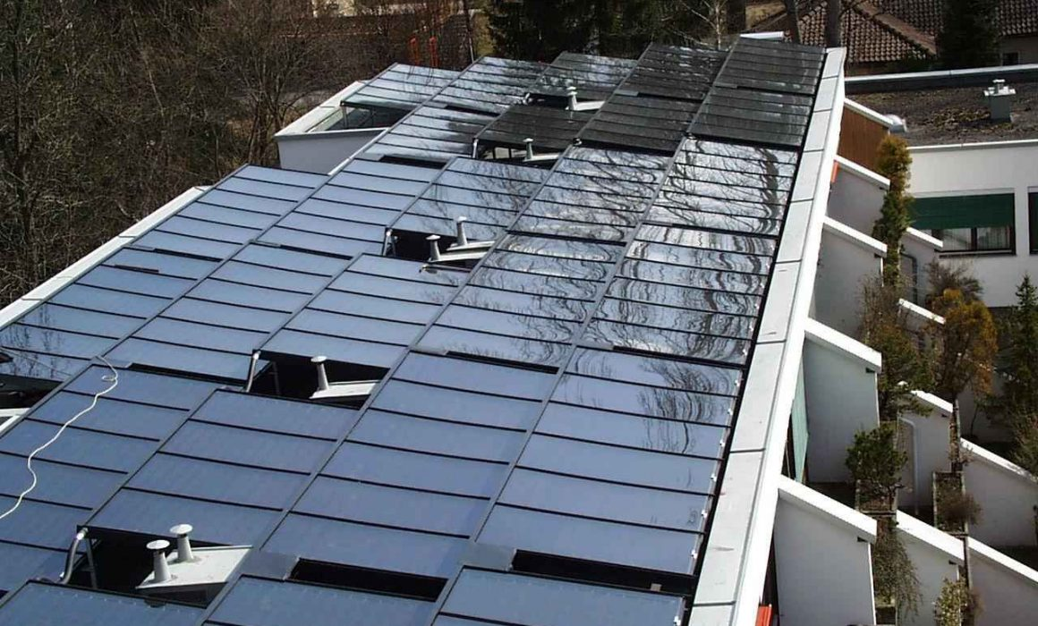 S.O.L.I.D Solar Heat Europe – Roof integrated flat collectors – Picture 2