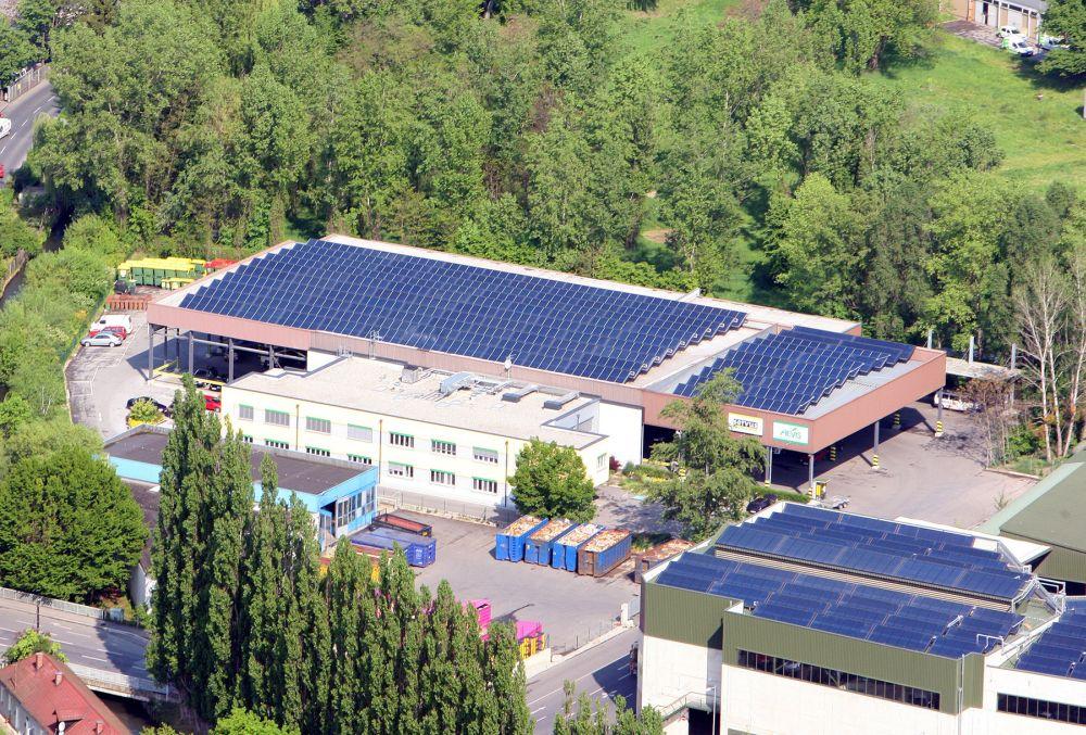 Luftaufnahmen AEVG, Graz