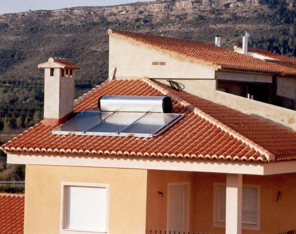 Solahart Solar Heat Europe – Thermo-syphon system