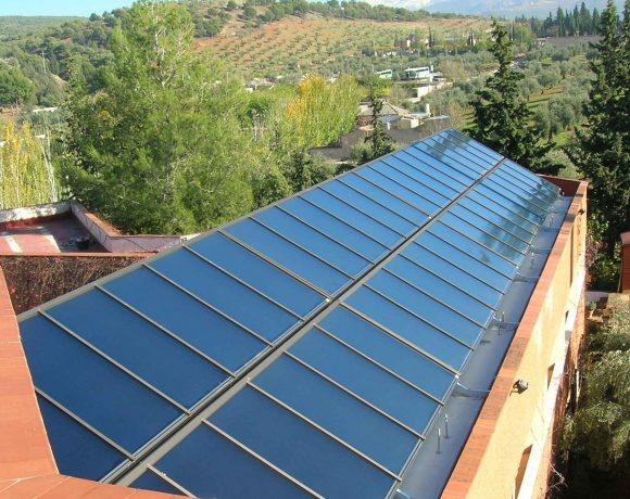 TiSUN Solar Heat Europe – Hotel Alixares – Granada, Spain