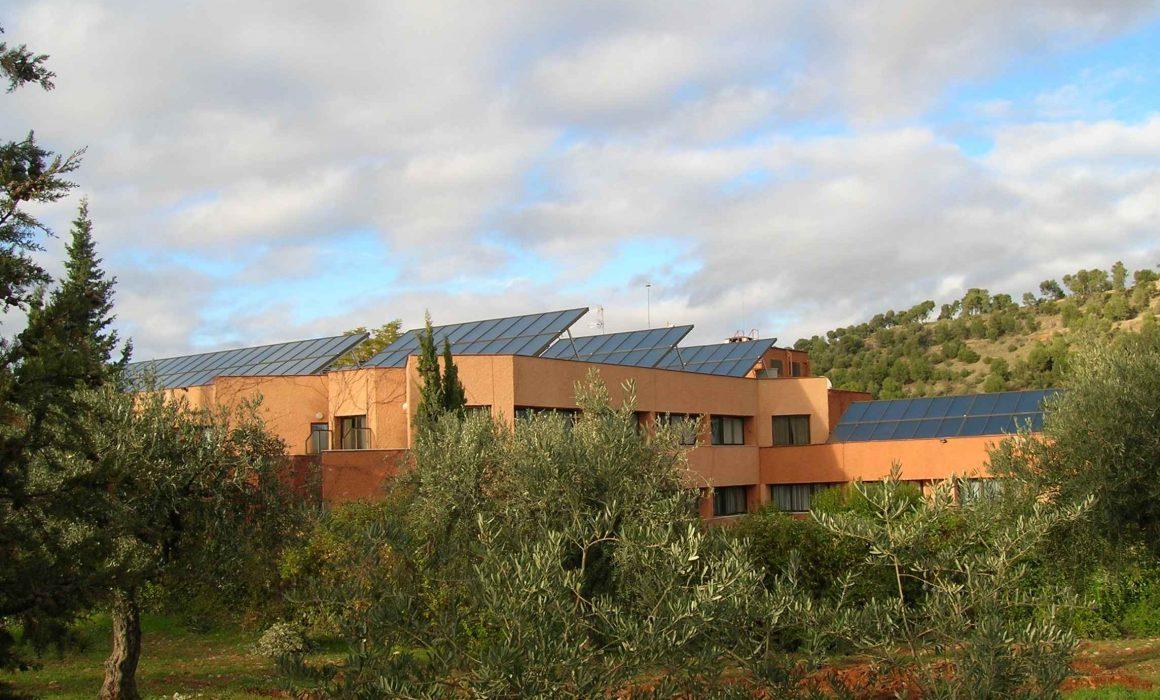 TiSUN Solar Heat Europe – Hotel Alixares – Granada, Spain – Picture 3