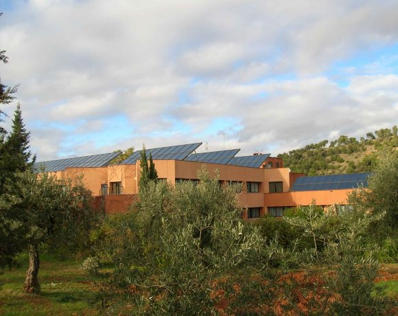 TiSUN Solar Heat Europe – Hotel Alixares – Granada, Spain – Picture 3