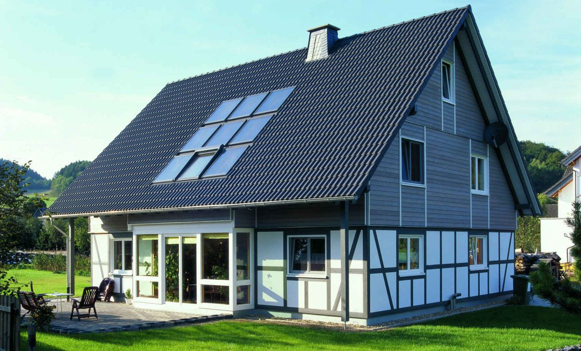 Velux Solar Heat Europe – Roof integrated flat plate collectors