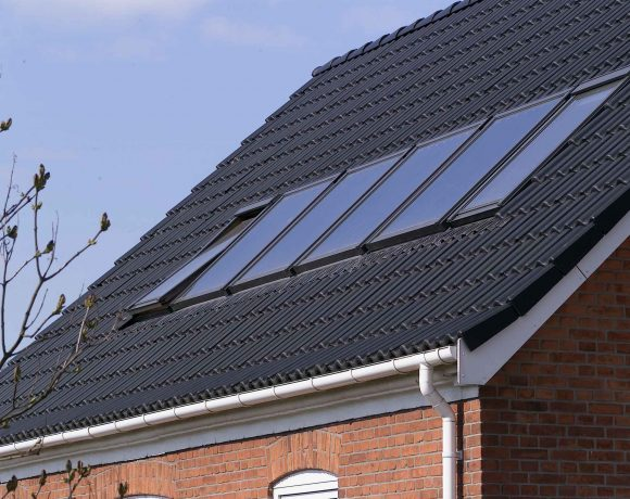 Velux Solar Heat Europe – Roof integrated flat plate collectors – Picture 3