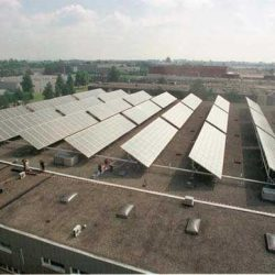 Zensolar Solar Heat Europe – Flat plate collectors field