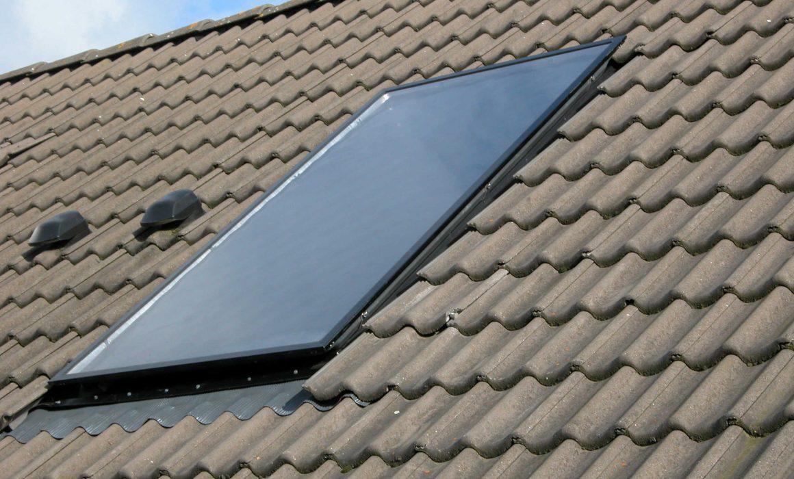 Zensolar Solar Heat Europe – Roof integrated flat collectors