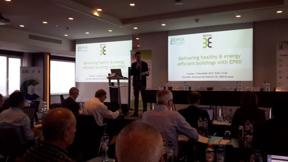 Conference on Delivering healthy and energy-efficient buildings with EPBD