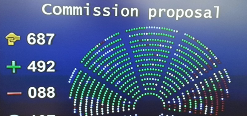 EU Parliament votes renewables & efficiency Directives