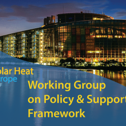 Working Group on Policy & Support Framework 31/10/2018