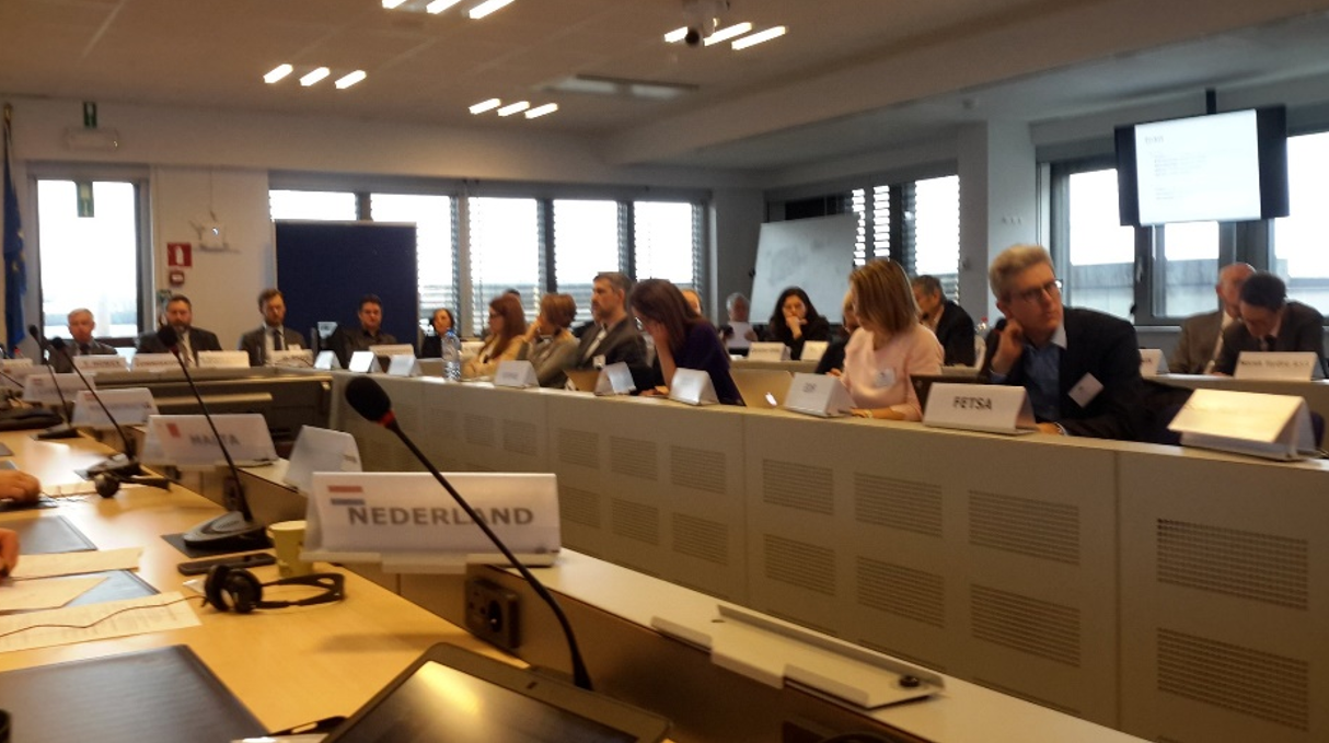 EU workshop on Energy prices & costs