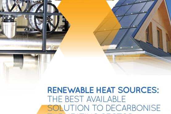 Renewable Heat Sources: the best available solution to decarbonise the heating sector