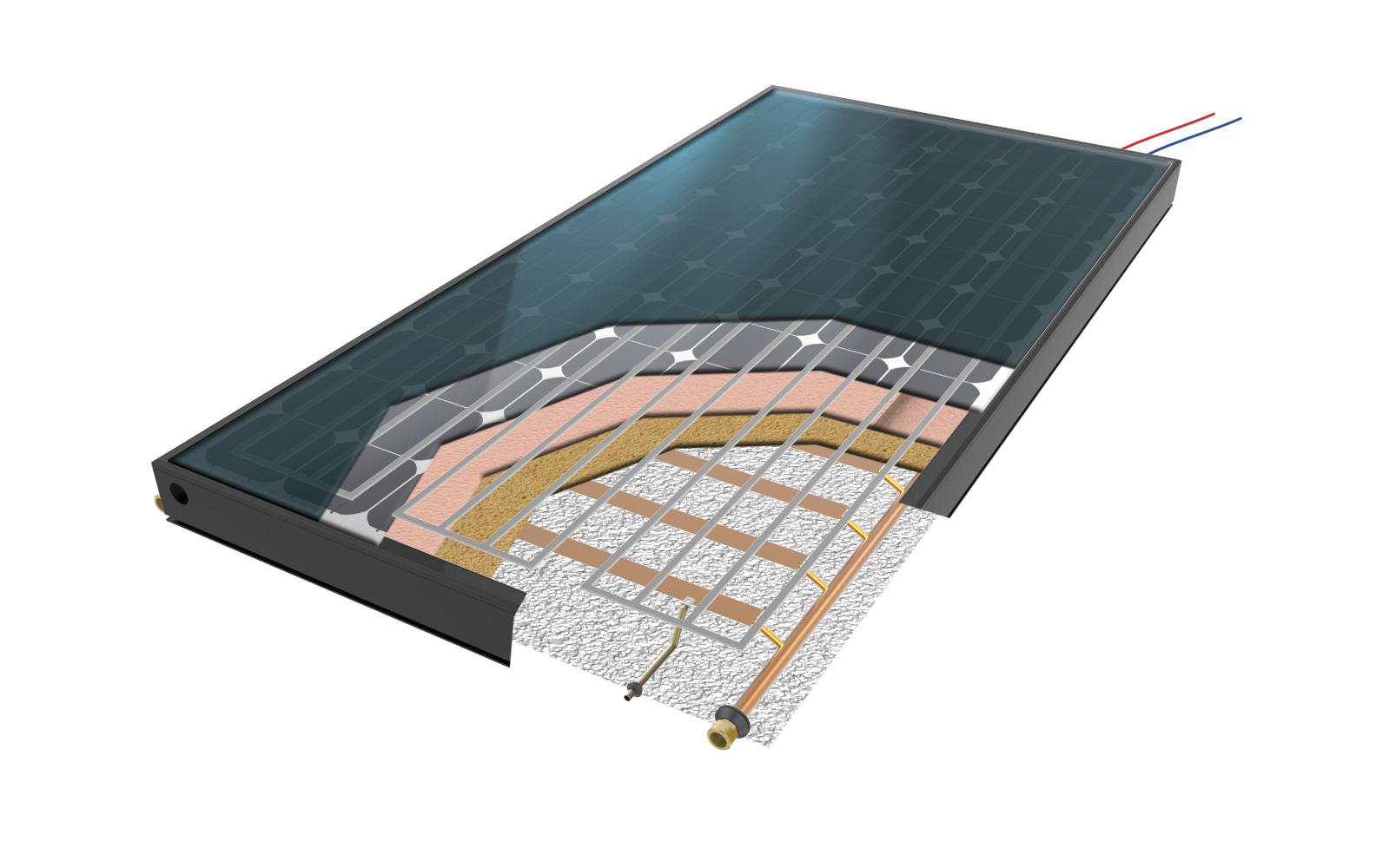 Schema PVT with insulation Solimpeks