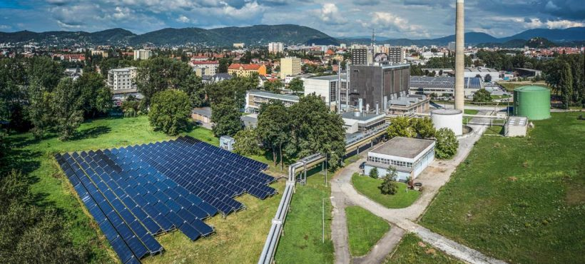 Big Solar Graz: the largest solar district heating plant is moving ahead