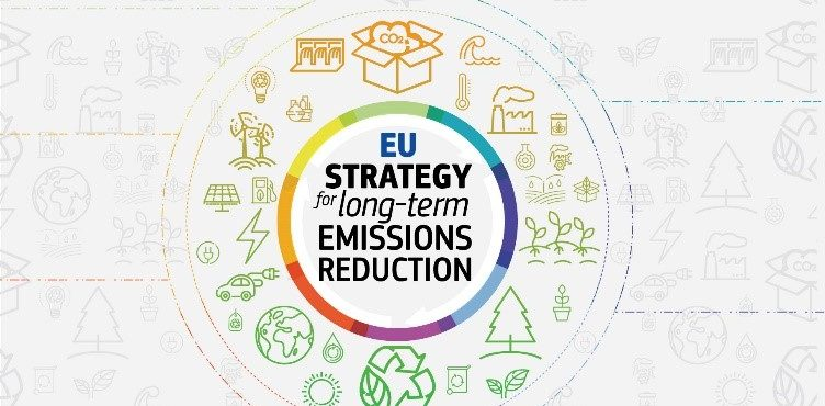 European Commission stakeholders' consultation forum on long-term emissions reduction strategy