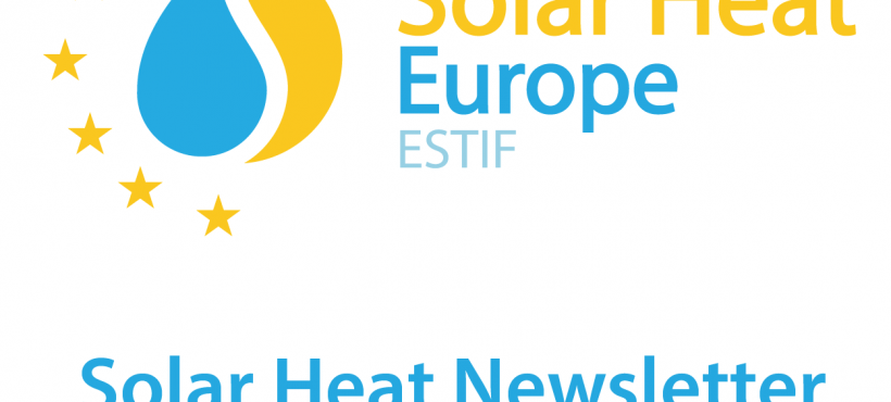 Solar Heat News – April 2016