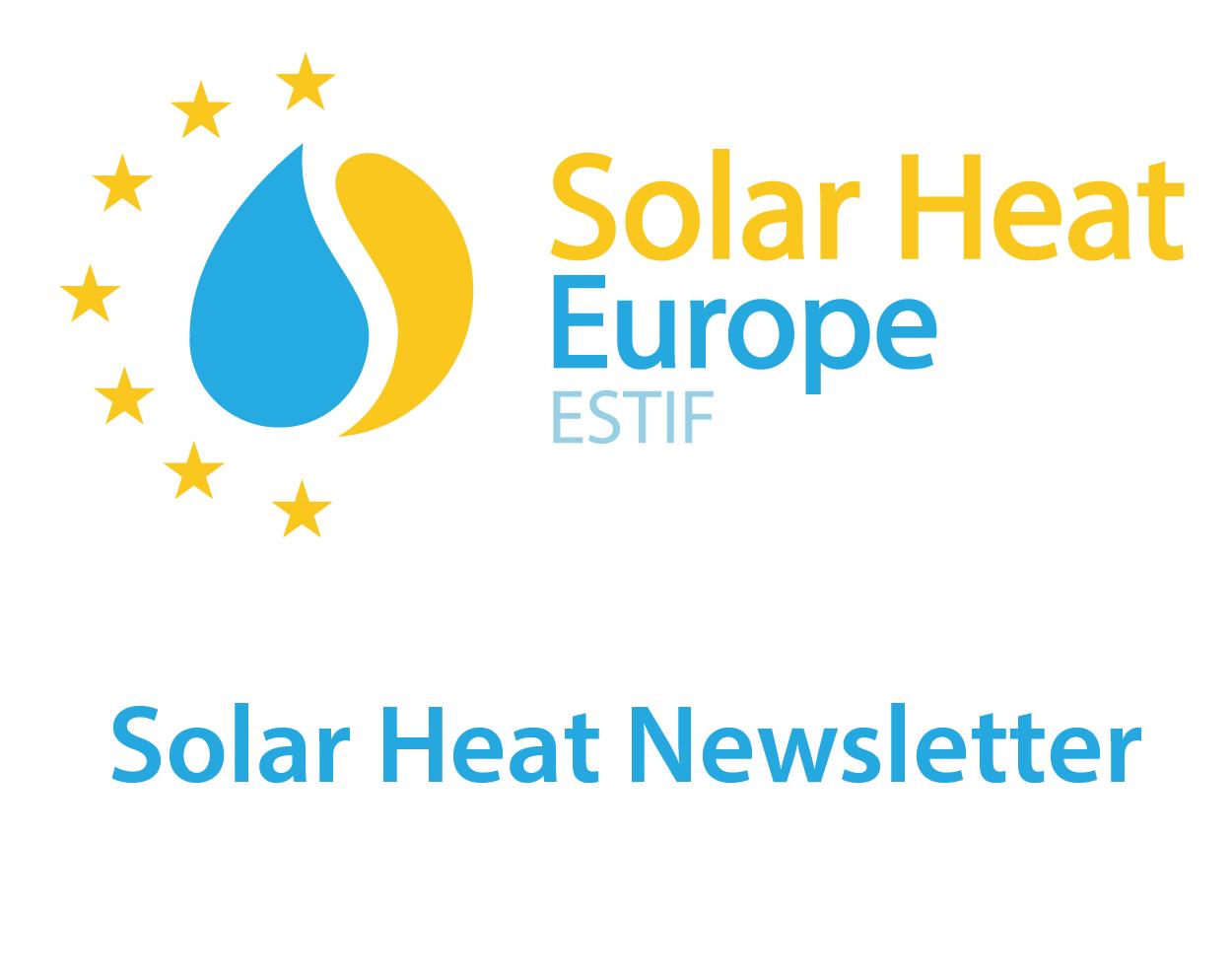 Solar Heat Europe – Solar Heat Newsletter