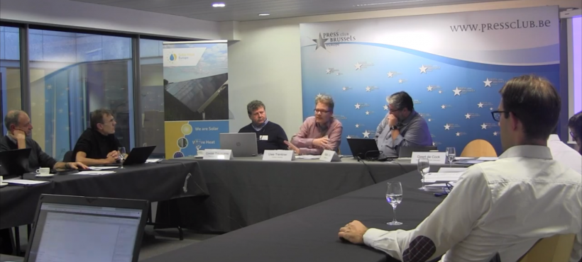 Solar Heat Workshop – Digitalisation challenges and sectoral transformation