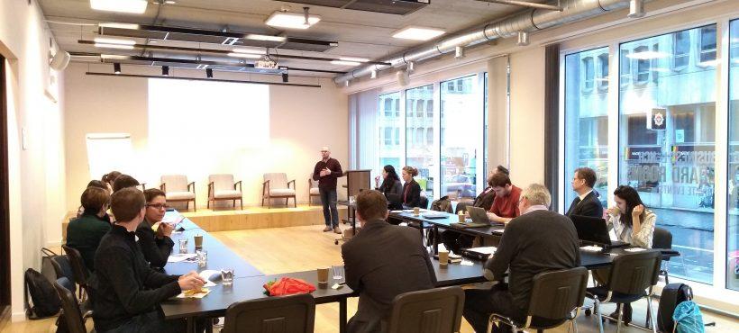 Solar Heat Europe – DecarbEurope Progress Meeting